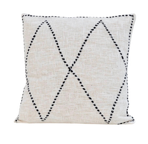 BERBER CUSHION COVER | NATURAL