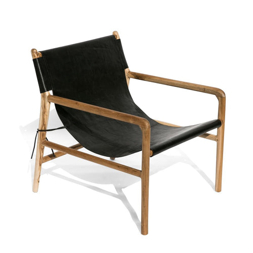 HELLO SLING CHAIR (BLACK)