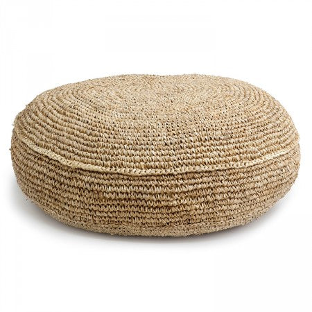 RAFFIA FLOOR CUSHION