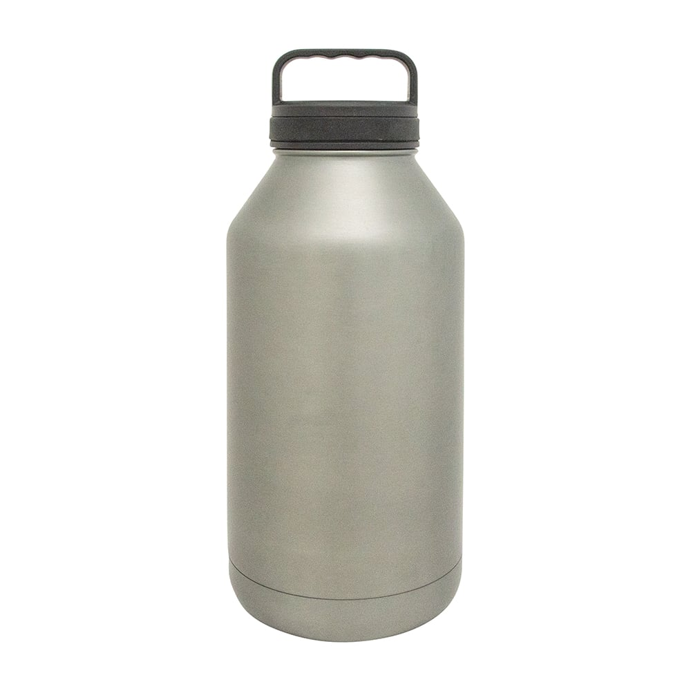 Annabel Trends Double Walled Stainless Steel Water - BIG BOTTLE 1.9L - Titanium