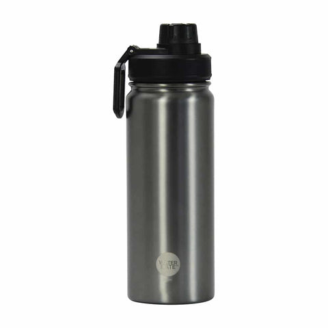 Annabel Trends Double Wall Stainless Steel Water Bottle 950mL - Titanium