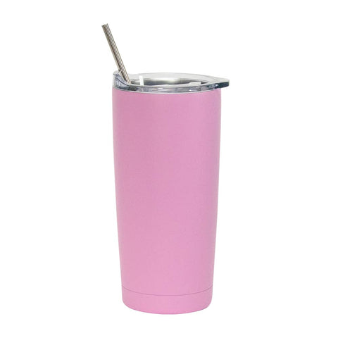 Annabel Trends Double Wall Smoothie Tumbler - Pink