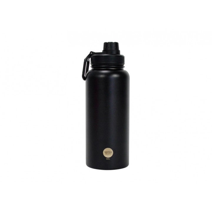 Annabel Trends Double Wall Stainless Steel Water Bottle 950mL - Black