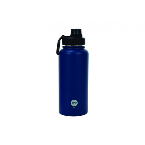 Annabel Trends Double Wall Stainless Steel Water Bottle 950mL - Navy