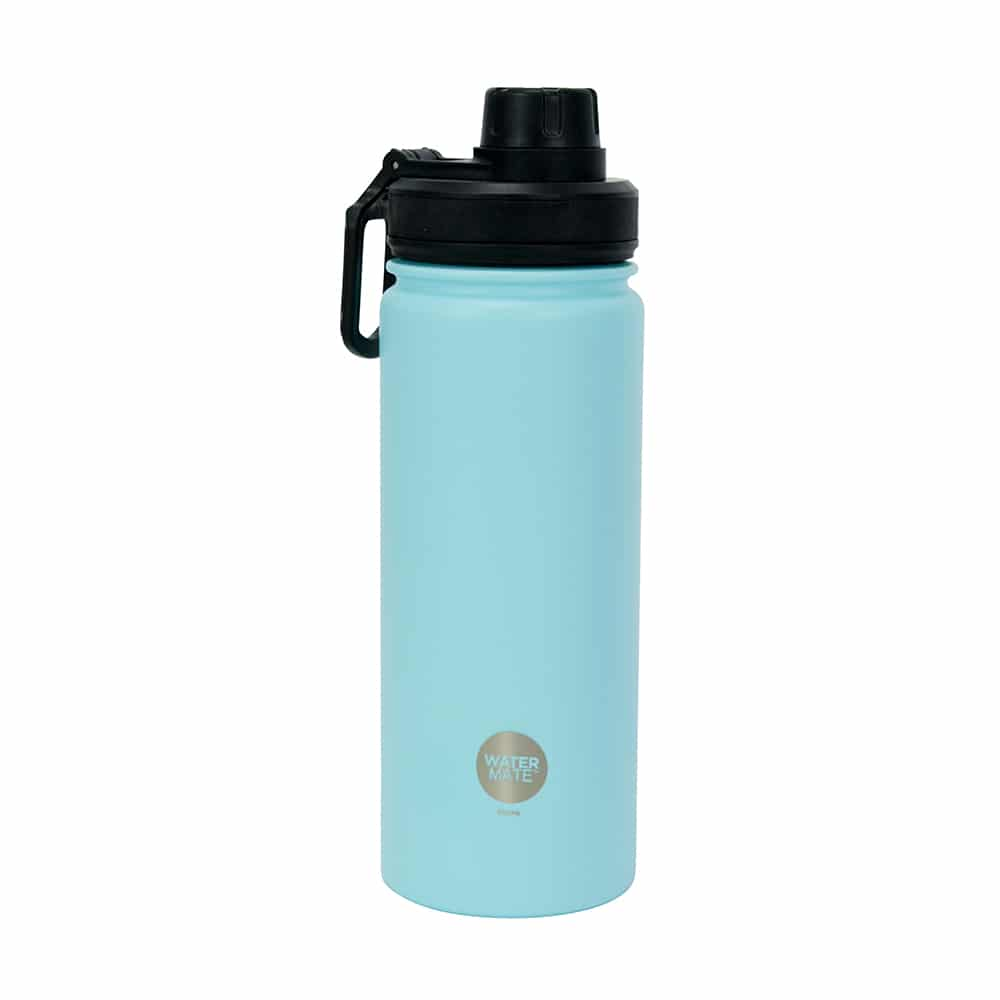 Annabel Trends Double Wall Stainless Steel Water Bottle 550mL - Blue