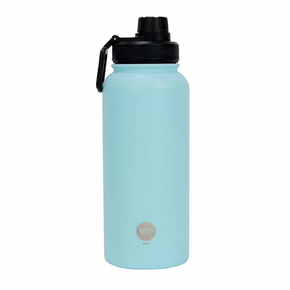Annabel Trends Double Wall Stainless Steel Water Bottle 950mL - Blue