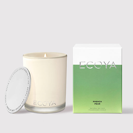 Ecoya Madison Candle - French Pear
