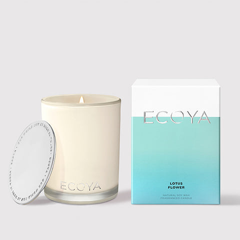 Ecoya Madison Candle - Lotus Flower