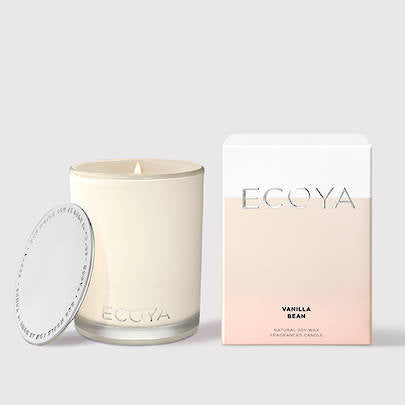 Ecoya Madison Candle - Vanilla Bean