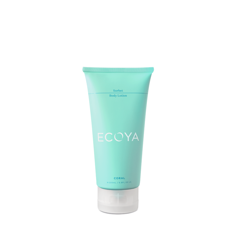 Ecoya Sorbet Body Lotion - Coral - LIMITED EDITION