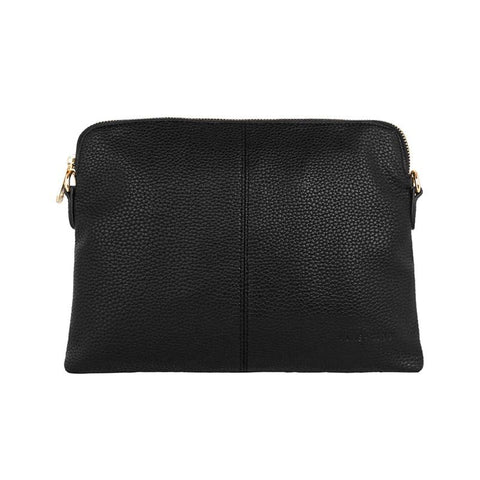 Elms + King - Bowery Wallet - Black