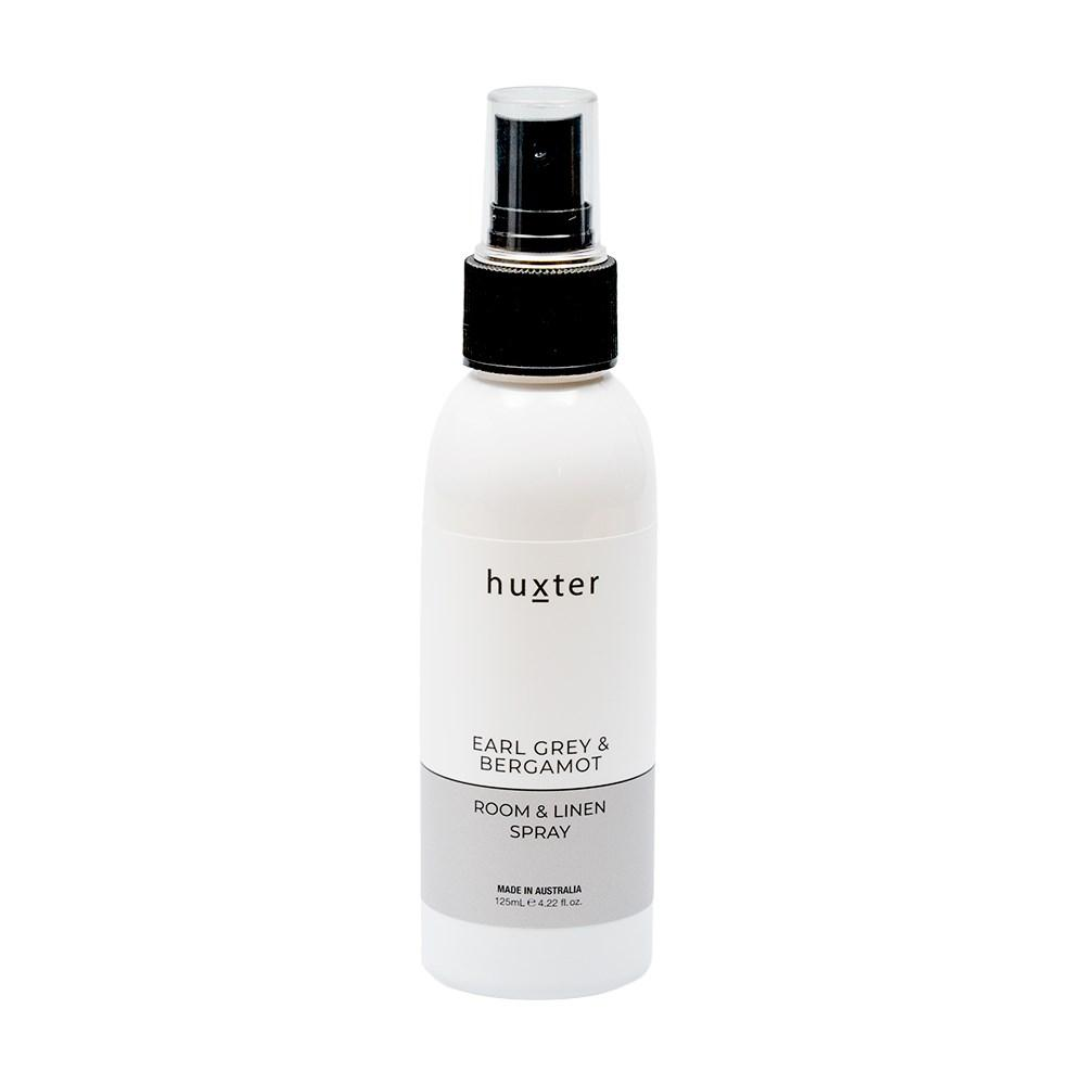 Huxter Room & Linen Spray 125ml - Earl Grey & Bergamot