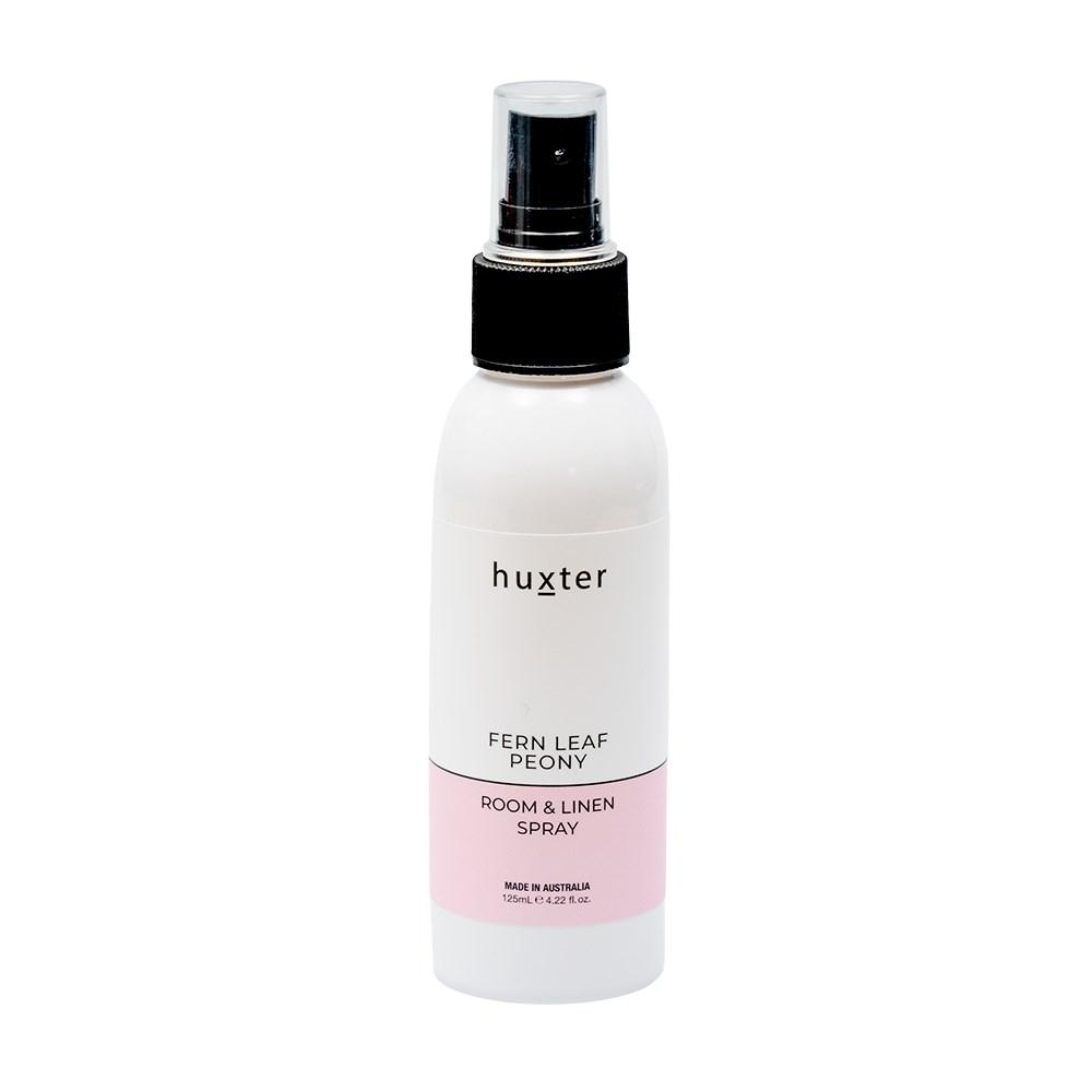 Huxter Room & Linen Spray 125ml - Fern Leaf Peony