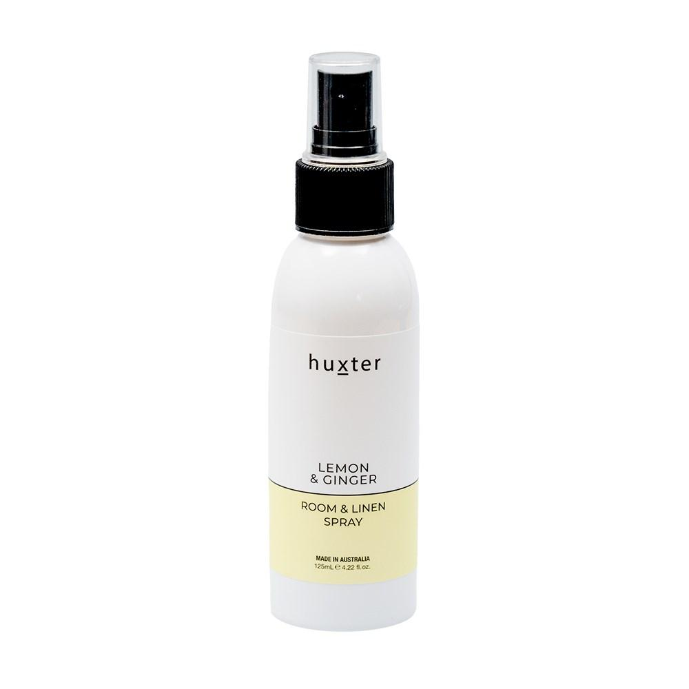 Huxter Room & Linen Spray 125ml - Lemon & Ginger