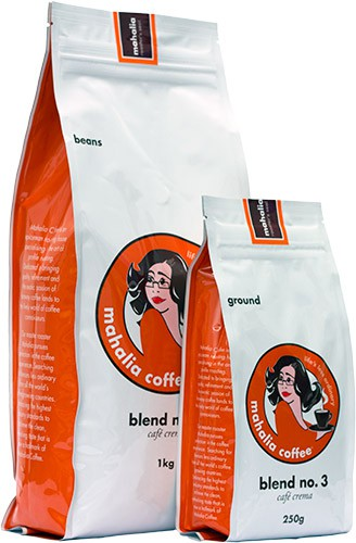 Blend No.3 - Cafe Crema 250g Ground
