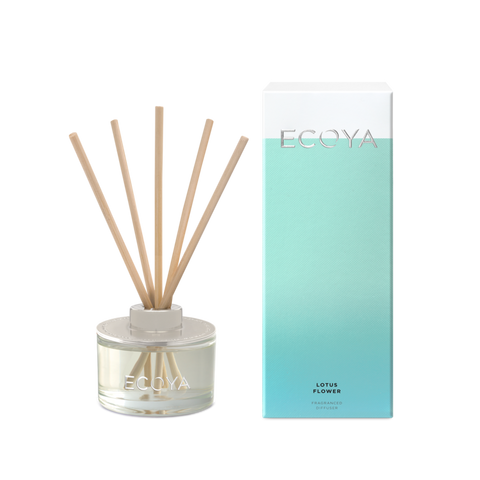 Ecoya Reed Diffuser Large - Lotus Flower