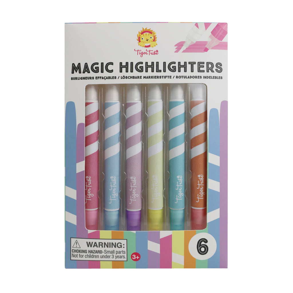 Tiger Tribe - Magic Highlighters