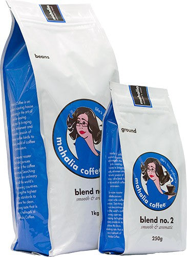 Blend No. 2 - Smooth & Aromatic 1kg Beans