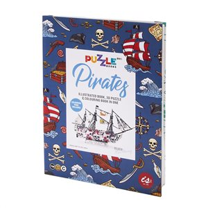 Independence Studios - Puzzle Book- Pirates