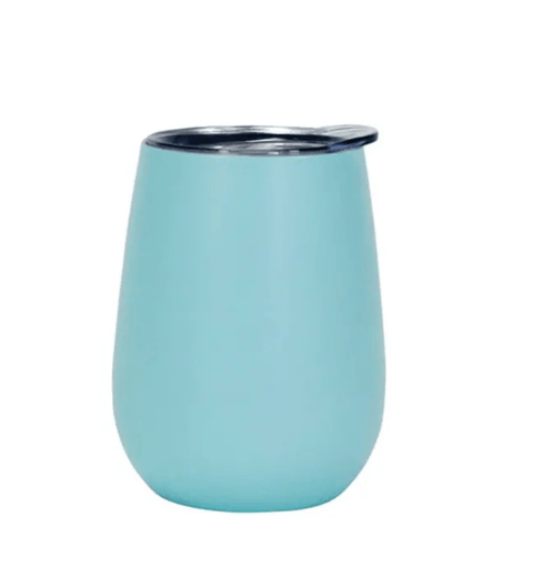 Annabel Trends Double Walled Wine Tumbler - Blue
