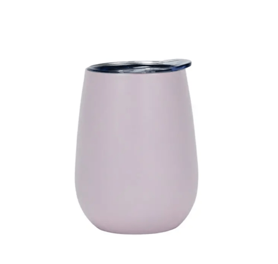 Annabel Trends Double Walled Wine Tumbler - Pink