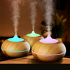 Wood Grain Essential Oil Diffuser And Humidifier - Spiritual Bliss Shop