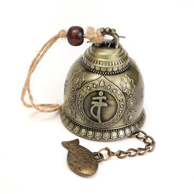Vintage Buddha Wind Chime (Feng Shui) - Spiritual Bliss Shop