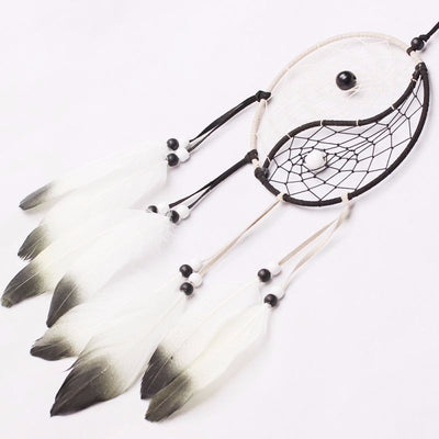 Yin Yang Dream Catcher (Feng Shui) - Spiritual Bliss Shop