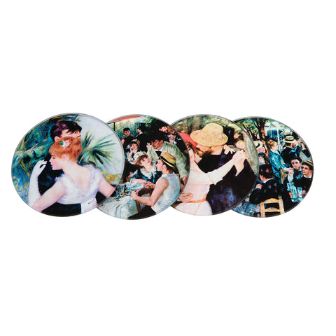 Renoir - Glass Coaster (4 Pack)