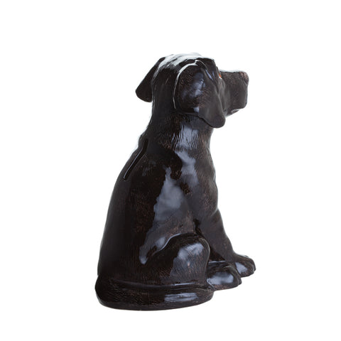 Labrador Black Money Bank