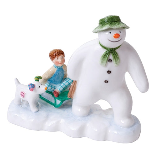The Snowman, Billy and the Snowdog
