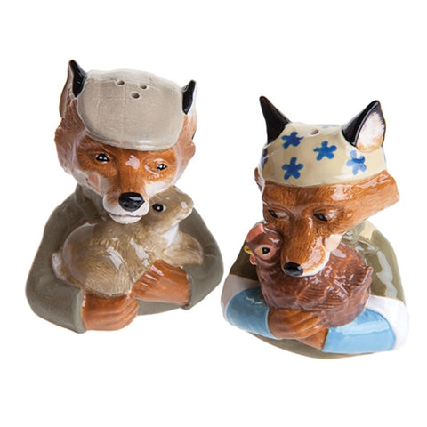Fantastic Foxes - Basil and Sybil