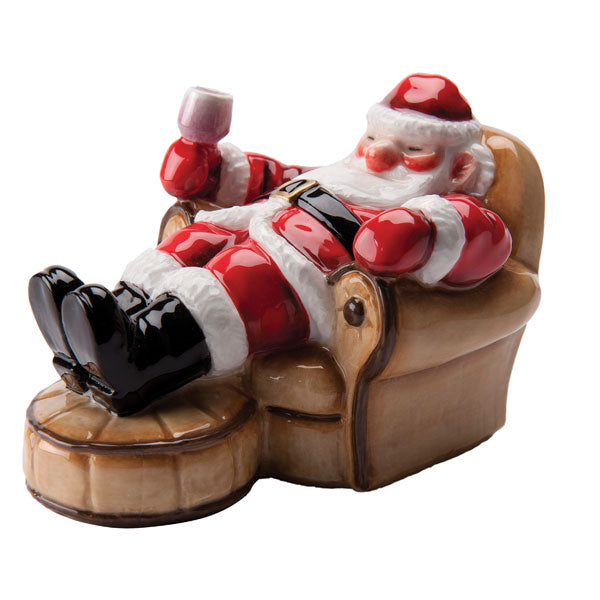 Father Christmas Takes A Rest