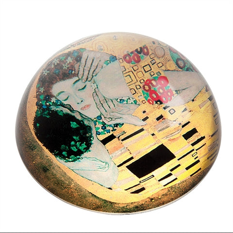 Klimt - The Kiss Paperweight