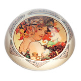 Mucha - Fruit Paperweight