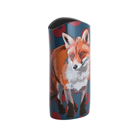 Leslie Gerry Fox Vase