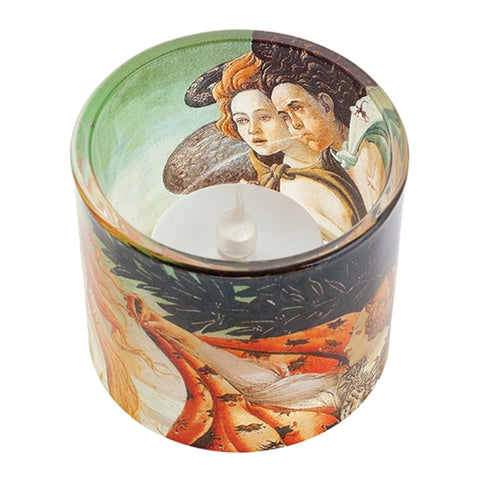 Botticelli - The Birth of Venus Tealight