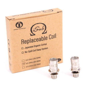 Vape Angels Innokin iSub KAL BVC Replacement Coils