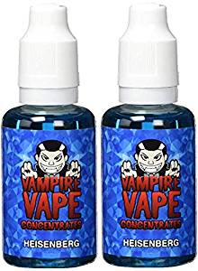 Heisenberg Concentrate (2 Pack) by Vampire Vape