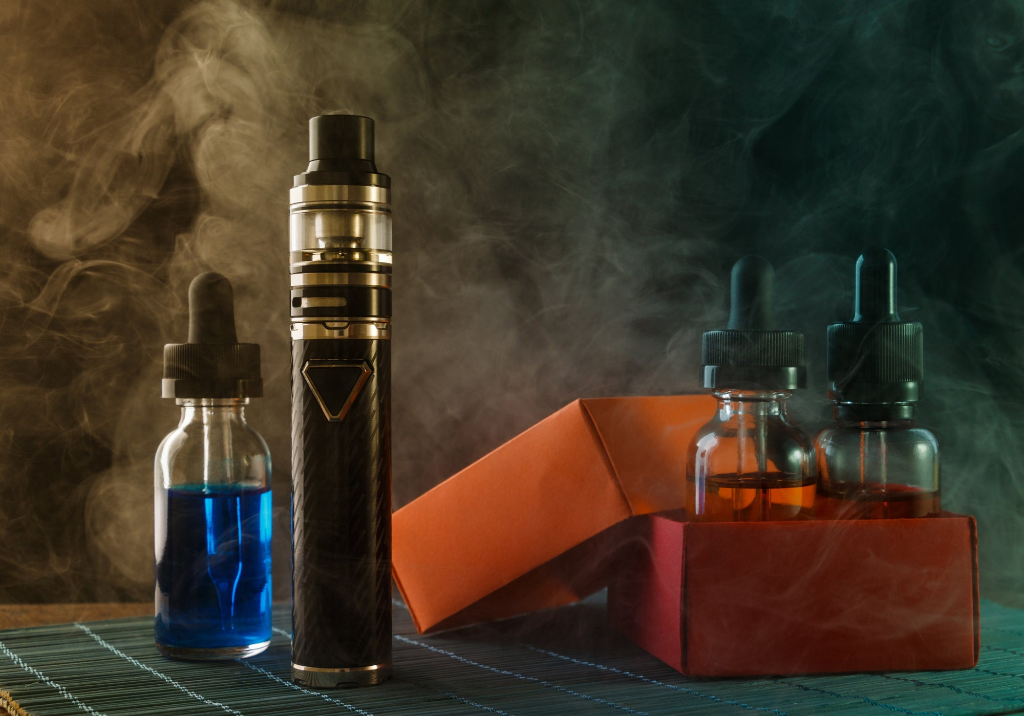 Benefits and cons of vaping