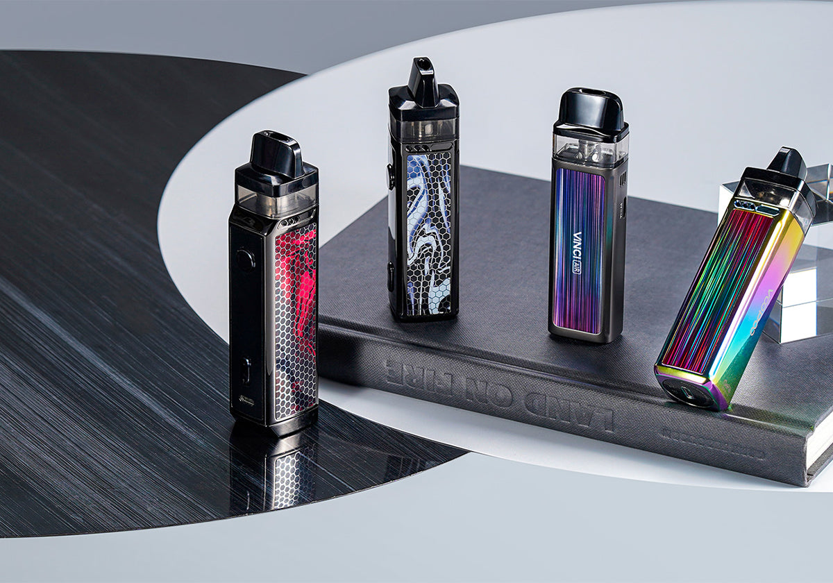 Voopoo Vinci | Vinci R | Vinci X | Vinci Air - What's the difference?