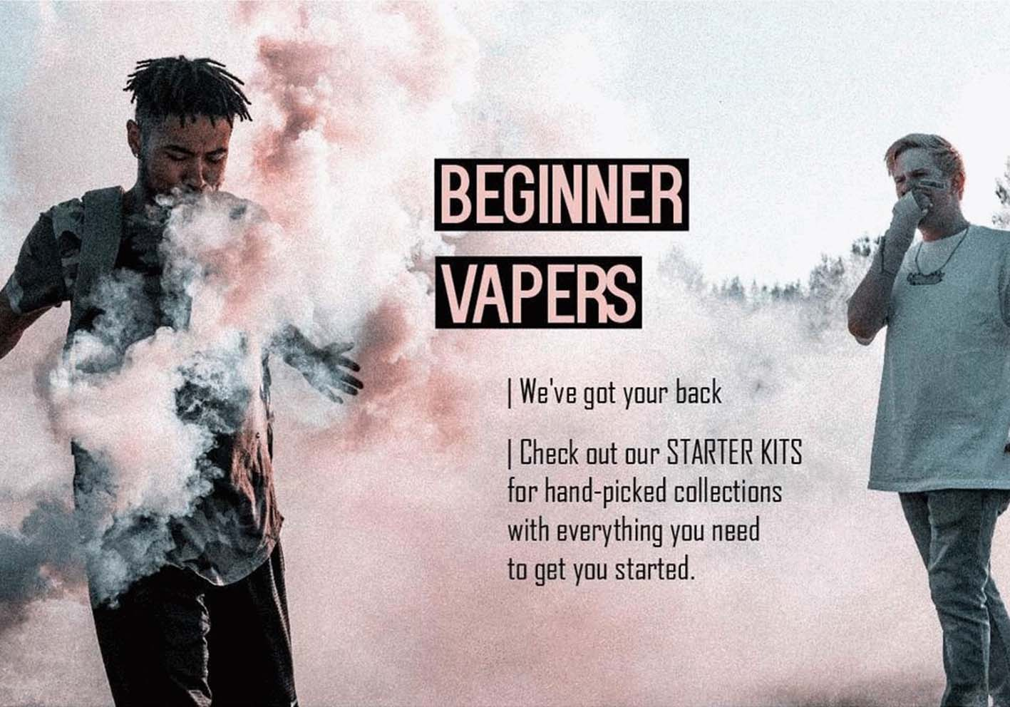 Absolute beginners guide to vaping! (Beginners 101 guide)