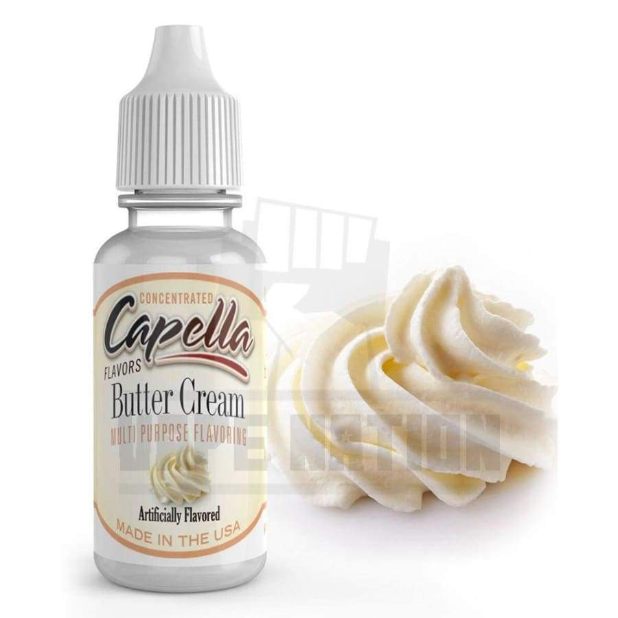 Capella - Butter Cream Concentrates