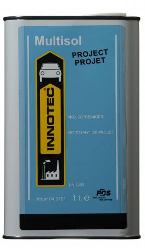 Innotec Multisol Project Reiniger 1 L