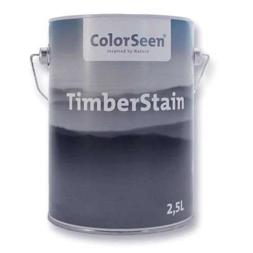 Colorseen Timberstain ZWART 2,5L