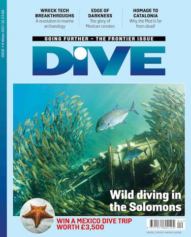 DIVE Winter 2017/18