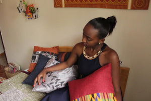 The versatility of fabrics: Inspired by Africa