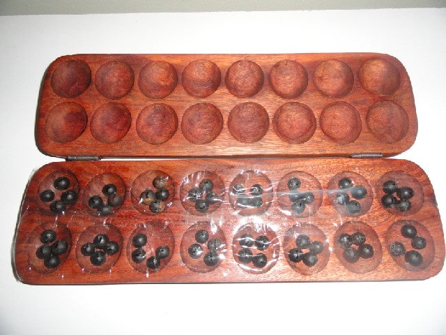 Omweso Board Game (Traditional African Board Game)