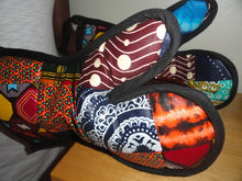 Patchwork Oven gloves
