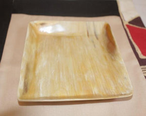 Cow Horn Tray
